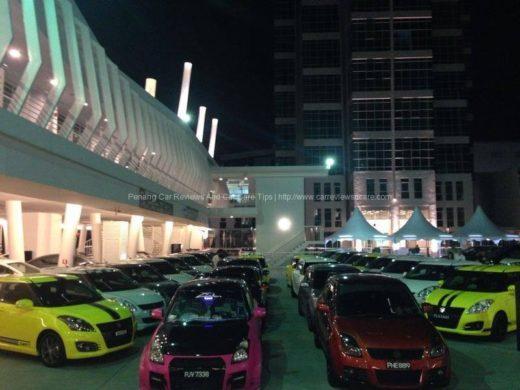 Suzuki Swift Car Club Gathering