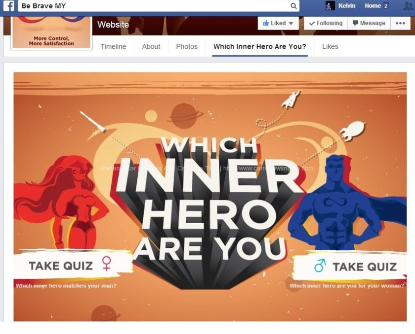 Which Inner Hero Are You?