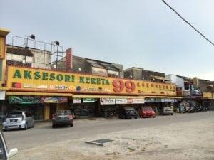 Aksesori Kereta 99 in Bukit Mertajam Review