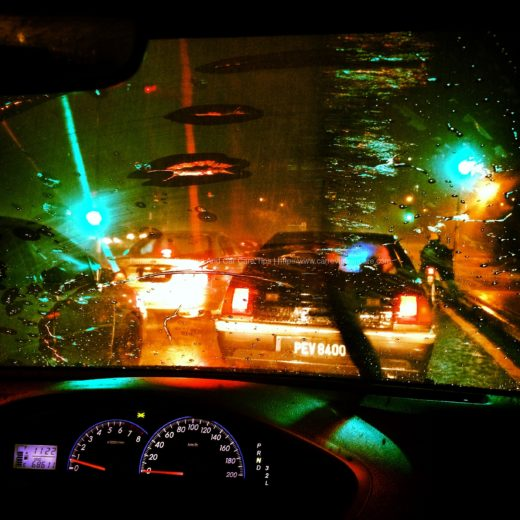 Driving In The Rain Tips