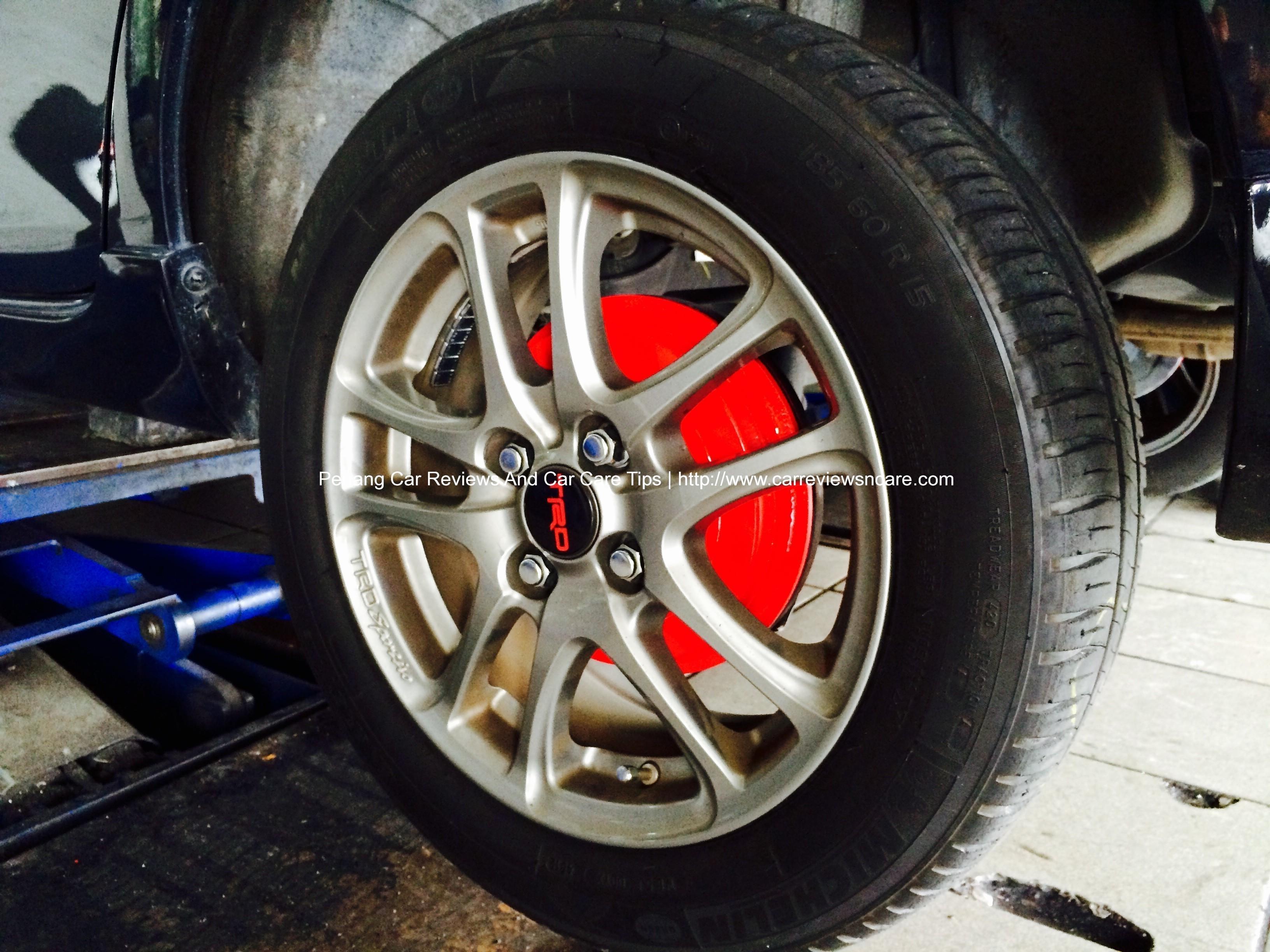diy drum brakes adjustment car rc. Black Bedroom Furniture Sets. Home Design Ideas