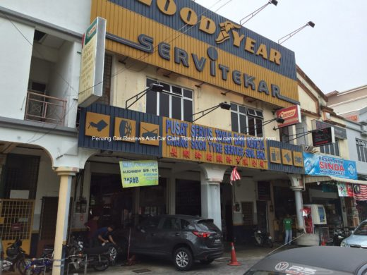 Chang Soon Tyre Service Sdn Bhd
