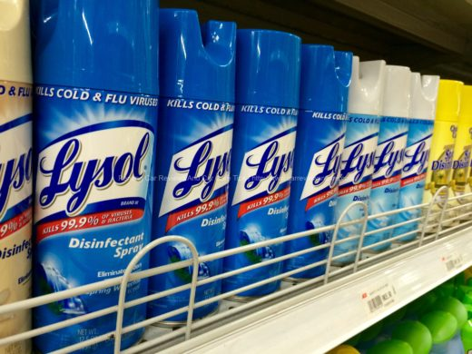 Lysol Disinfection Spray