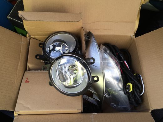Toyota Vios Fog Light set