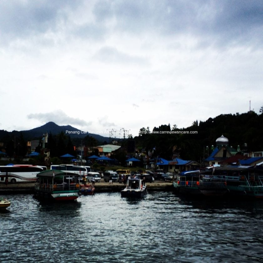 Parapat Jetty