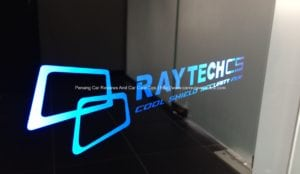 Raytech Georgetown Tint Shop Review in Penang