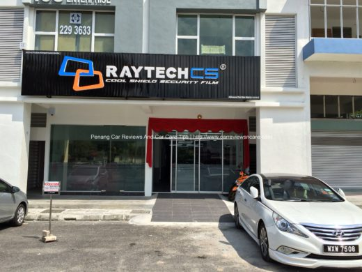 Raytech Georgetown in Perak Road, Penang
