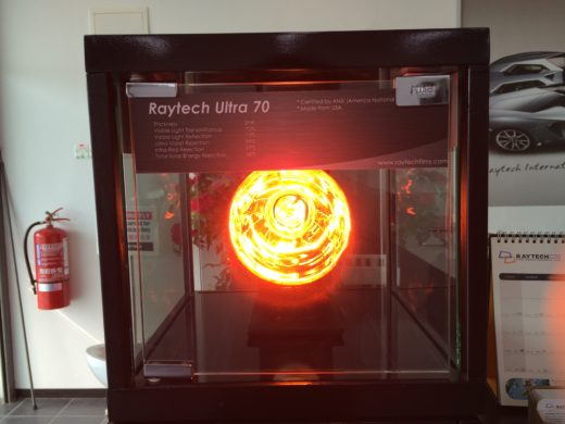 Raytech Ultra 70 Specification