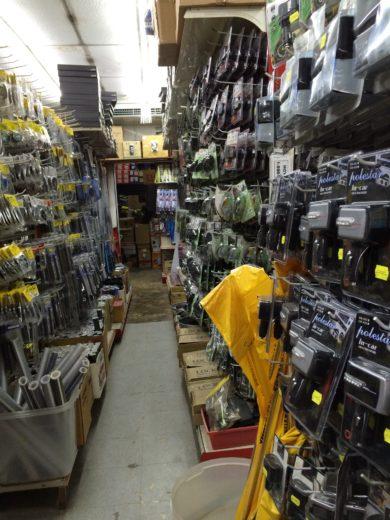 Inside Aksesori Kereta 99 Shop