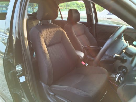 Toyota Vios Fabric Driver Seat