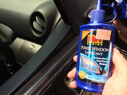 M Series Power Window Lubricant