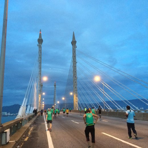 PIBM 2015 on the bridge