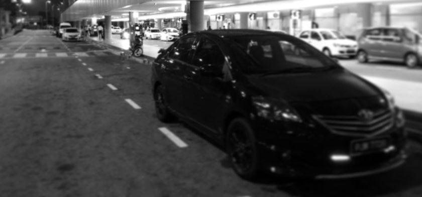 Uber Driver In Penang Airport