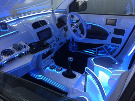Interior VIP Style Perodua Myvi