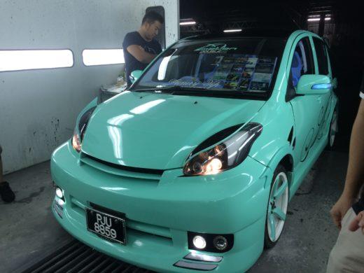 VIP Style Perodua Myvi