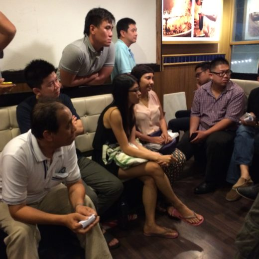 Open Session meeting with Uber drivers in Penang 3