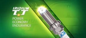 DENSO's New Iridium TT Spark Plug Delivers Economy, Power and Endurance