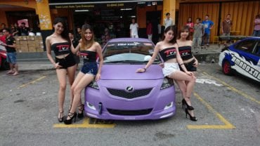 Purple Monster Vios