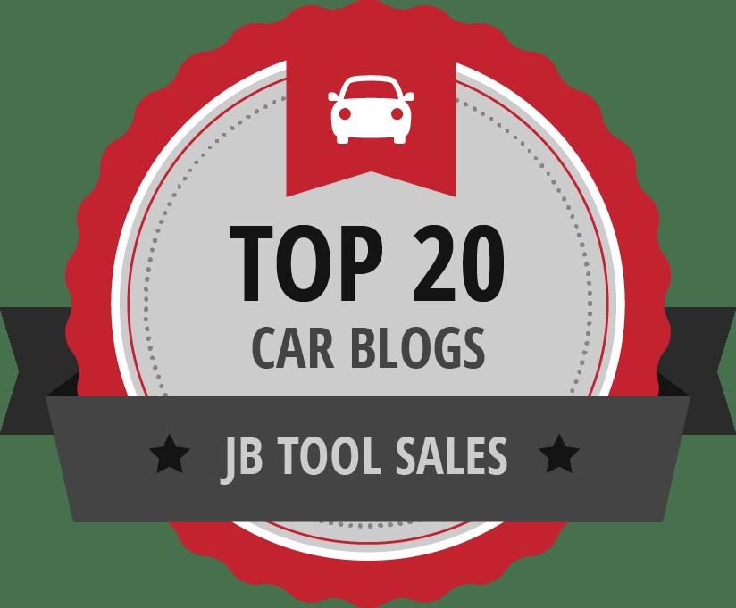 Top 20 Car Blogs