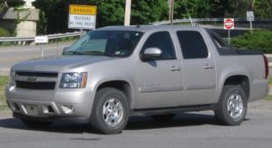 Chevrolet Avalanche: Multi Utility Vehicle at your Command