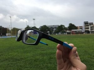 OAKLEY CROSSLINK® PITCH (ASIA FIT) & Hoya Lens Review in Singapore | Asian User