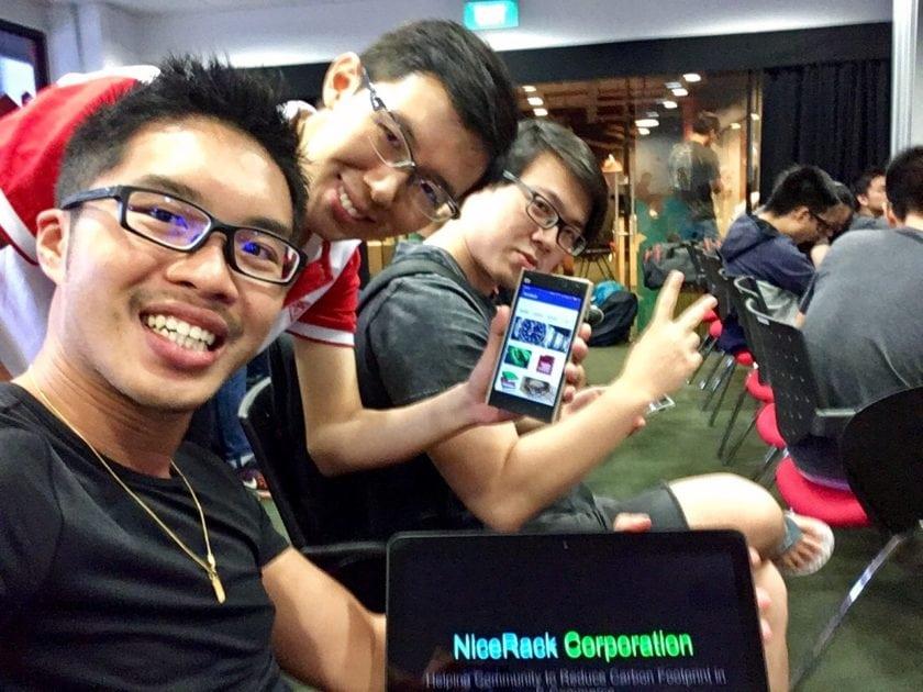 Angelhack Hackathon - First Attempt!
