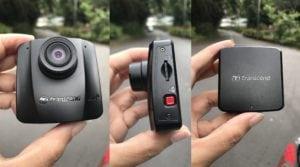 Hands-on Transcend's DrivePro 50 Dash cam