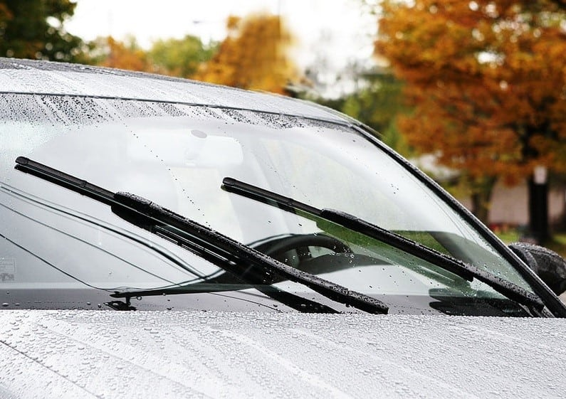 New Windshield Wipers
