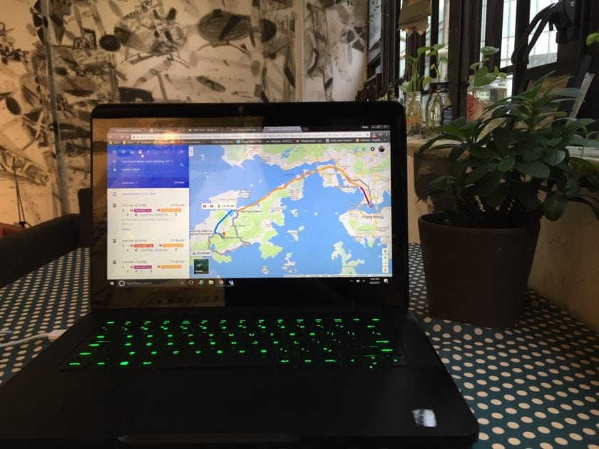 Spontaneous Travel Planing in Hop Inn
