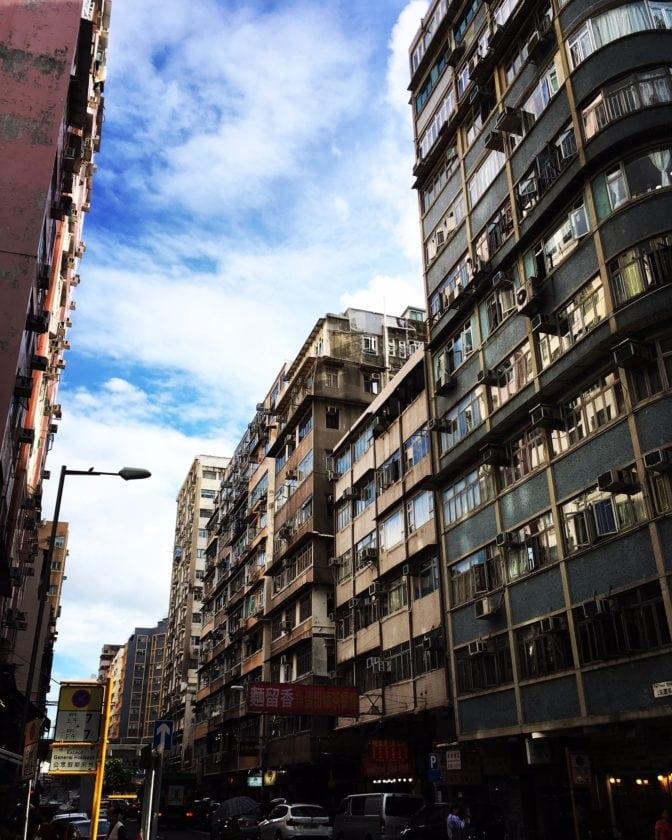 Mongkok Scene