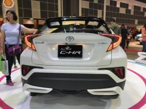 Full Body Kit TRD Toyota C-HR Turbo