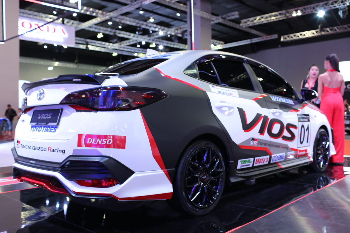 All New Vios 2019 TRD